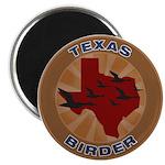 Texas Birder Magnet