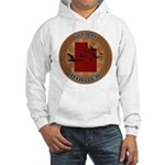 Utah Birder Hooded Sweatshirt