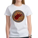 West Virginia Birder Women's T-Shirt