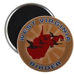 West Virginia Birder Magnet