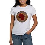 Wisconsin Birder Women's T-Shirt