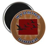 Wyoming Birder Magnet