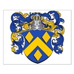 Bode Family Crest Small Poster