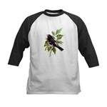 Rose-breasted Grosbeak Kids Baseball Jersey