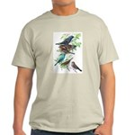 Grosbeaks & Buntings Light T-Shirt