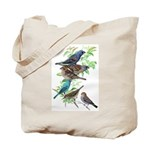 Grosbeaks & Buntings Tote Bag