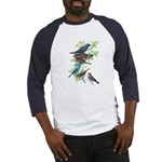 Grosbeaks & Buntings Baseball Jersey