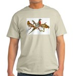 Fuertes' Passenger Pigeon Light T-Shirt