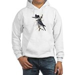 Fuertes' Kingfisher Hooded Sweatshirt