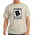 Rated B: Birder Light T-Shirt