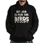 Job for the Birds Hoodie (dark)
