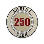 Lifelist Club - 250 3.5