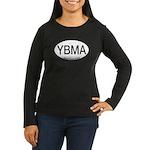 YBMA Yellow-billed Magpie Alpha Code Women's Long