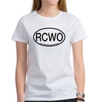 RCWO Red-cockaded Woodpecker Women's T-Shirt