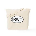 IBWO Ivory-billed Woodpecker Alpha Code Tote Bag