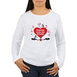 Dancing with the Stars Women's Long Sleeve T-Shirt