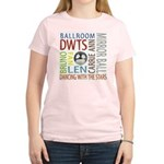 DWTS Fan Women's Light T-Shirt