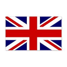 Union Jack/UK Flag 20x12 Wall Peel
