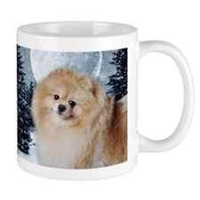 pomeranian mug pomeranian coffee mugs pomeranian travel mugs cafepress 6658