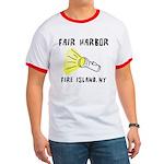 Fair Harbor Fire Island Ringer T