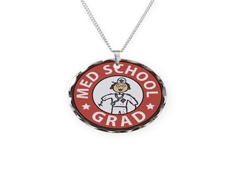 medical school graduation necklace
