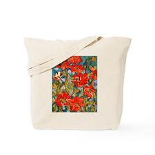 Poppy Dont Preach Tote Bag
