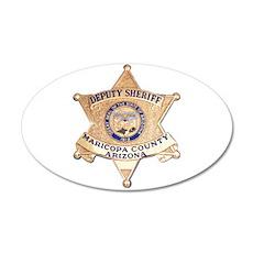 Maricopa County Sheriff Wall Decal