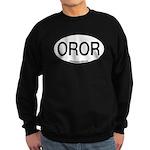 OROR Orchard Oriole Alpha Code Sweatshirt (dark)