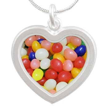 jelly beans necklace