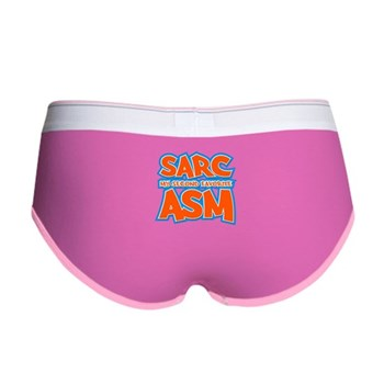 Sarc, My Second Favorite Asm Women's Boy Brief
