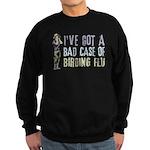 Birding Flu Sweatshirt (dark)