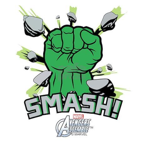 Hulk Car Smash
